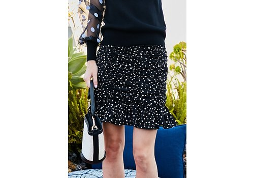 Mainstrip She's Dot It All Skirt