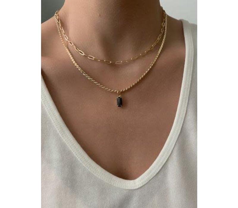 Nouveau Necklace