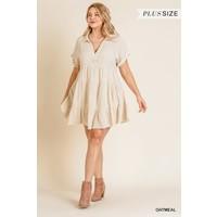 By My Side Dress (Plus)