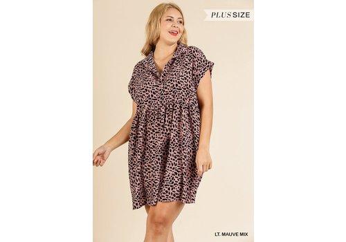 Upmost No Big Deal Dress (Plus)
