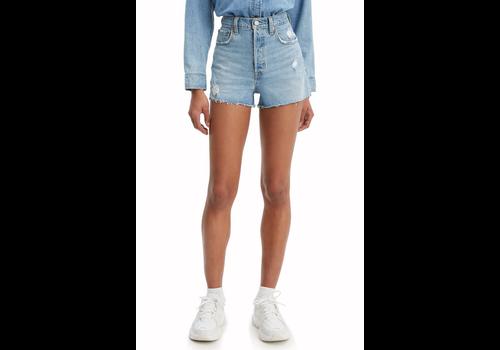 Levi's Ribcage Shorts