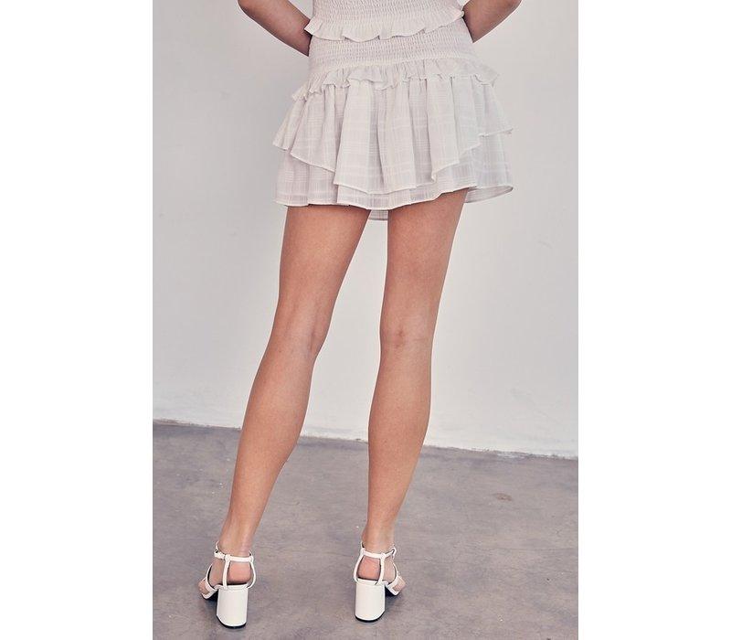 Orchid Vanilla Skirt