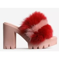Flair For Dramatics Mules
