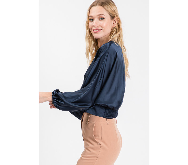 New York Minute Top