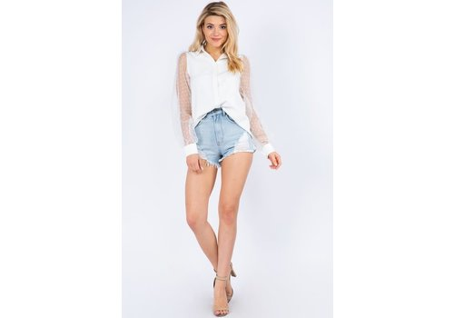Ontwelfth Charlotte Blouse