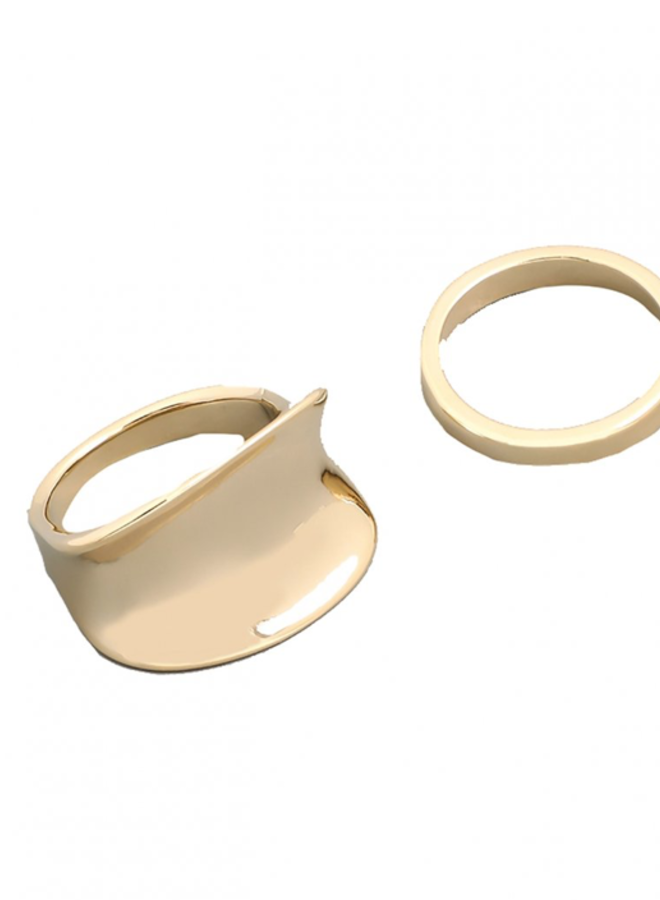 Carry On Ring Set