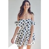 Dot A Hold On You Dress
