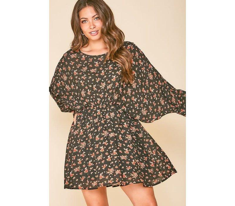 Folklore Mini Dress