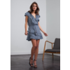 Karina Grimaldi Daisy Mini Dress