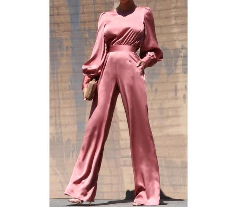 What A Night Jumpsuit