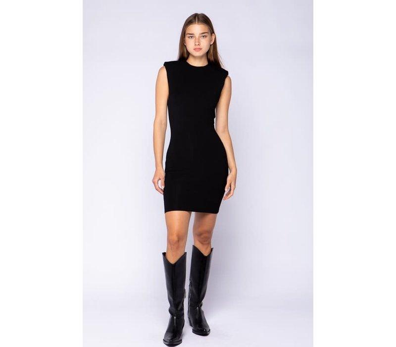Strong Arm Bodycon Dress
