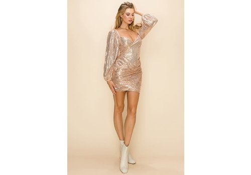 HYFVE Too Glam Dress