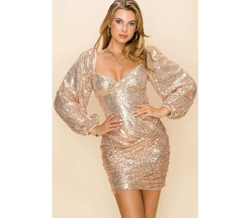 Too Glam Dress