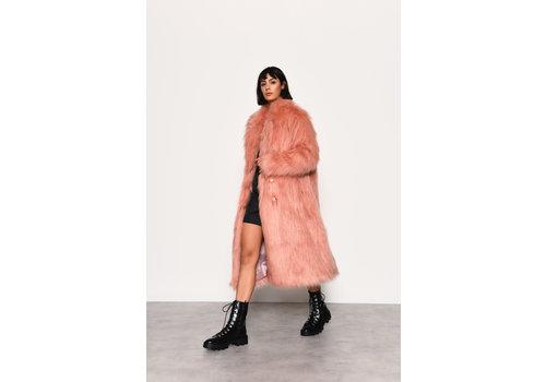 Glamorous Baby Got Blush Coat