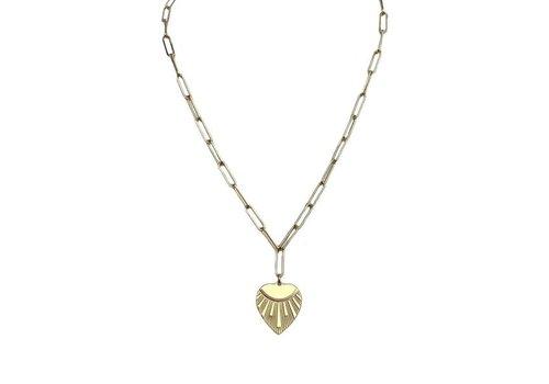 Farrah B Unconditional Necklace