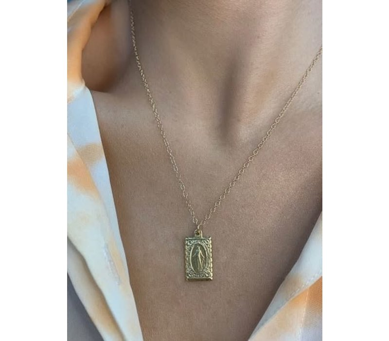 Sweet Mary Necklace