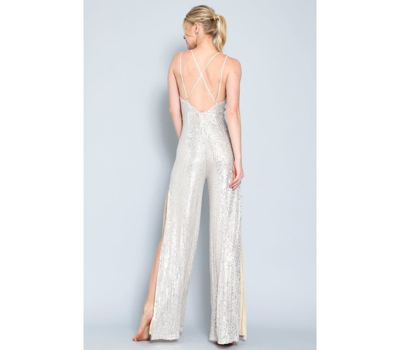 Lookin' At An Angel Jumpsuit