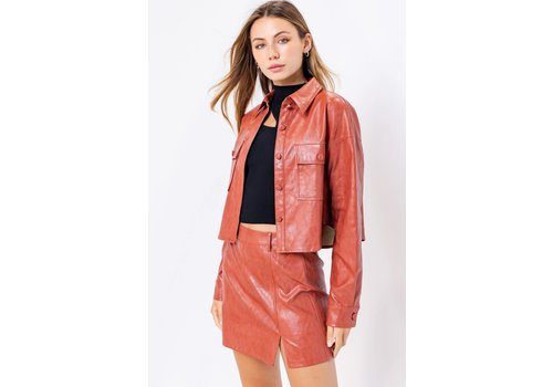 Le Lis Don't You Dare Jacket