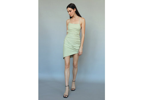 Beige Botany Bringing Sexy Back Dress