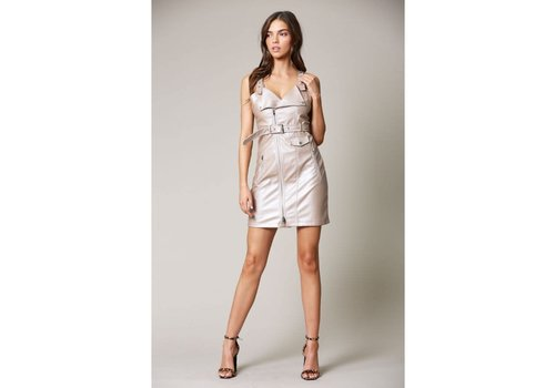 Blithe You're in or Out Dress