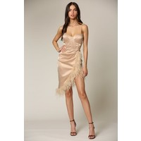 Ruffle Some Feathers Dress