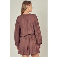 Chocolate Truffle Dress
