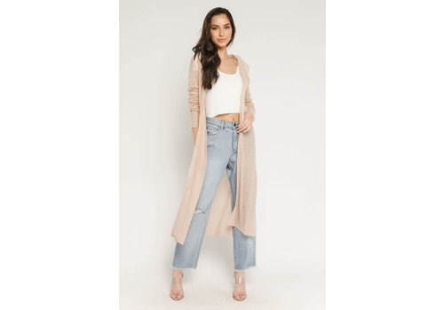 Olivaceous Come Fly With Me Cardi