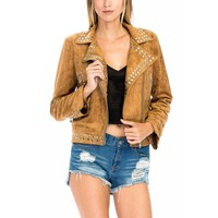 Tell Me About It Stud Jacket