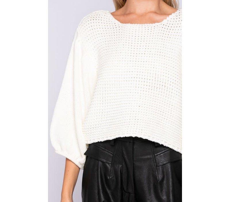 Claire Luna Sweater
