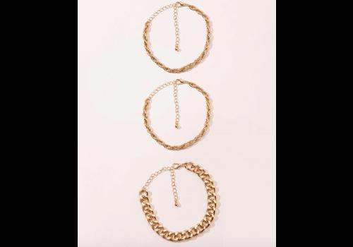 8 Other Reasons Bianka Bracelet Set