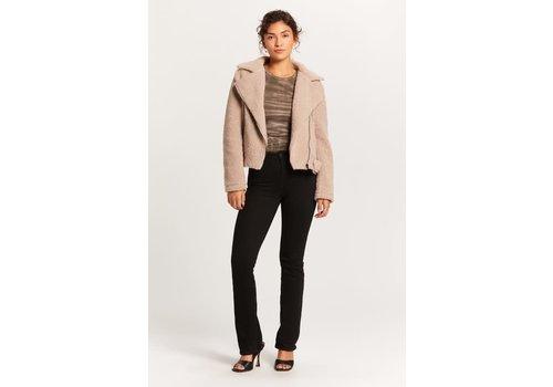 Olivaceous Favorite Teddie Jacket