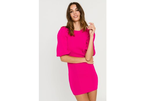 2.7 August Apparel Pink Panther Dress
