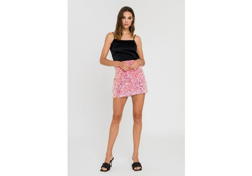2.7 August Apparel Elle Woods Skirt