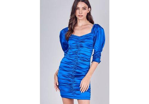 Do + Be Skyline Silk Dress
