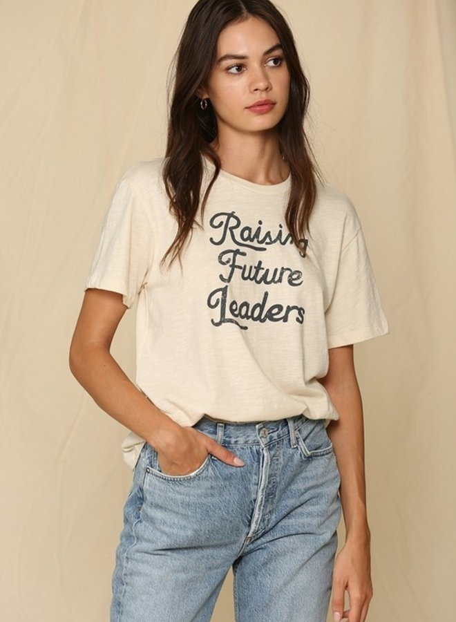 Raising Future Leader Tee