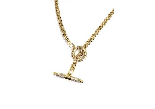 Kristalize Brady Necklace
