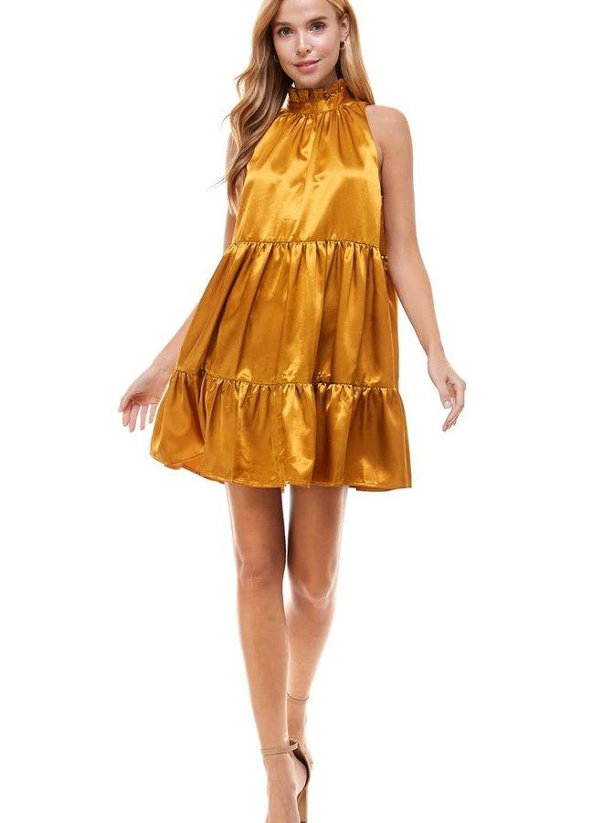 Get In Line Dress