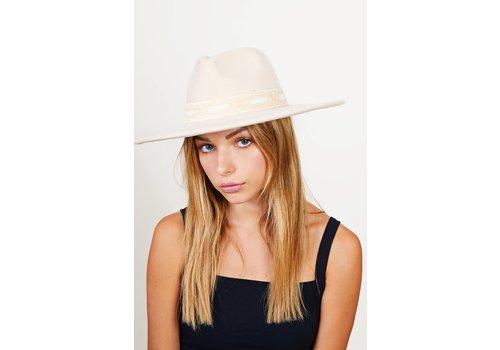 Fame Shaney Embroidered Hat