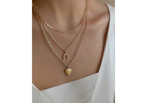 Farrah B Fortune Necklace