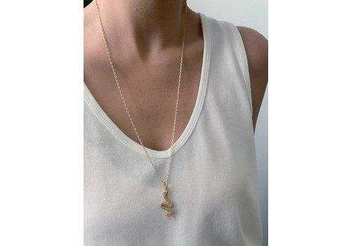 Farrah B Charmer Necklace