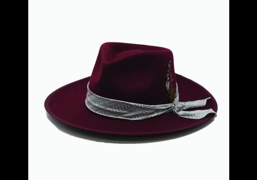 Wyeth Skylar Feather Hat