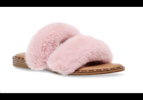 Steve Madden Enite Fur Sandal