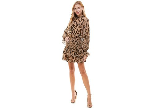 TCEC Eye Of The Tiger Dress