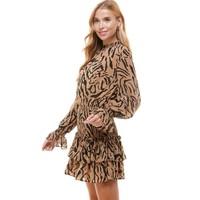 Eye Of The Tiger Dress