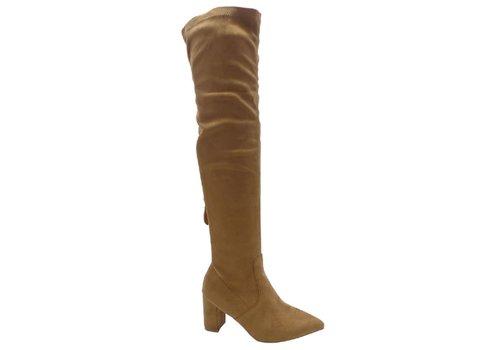 Joia Shoes Amiya OTK Boot