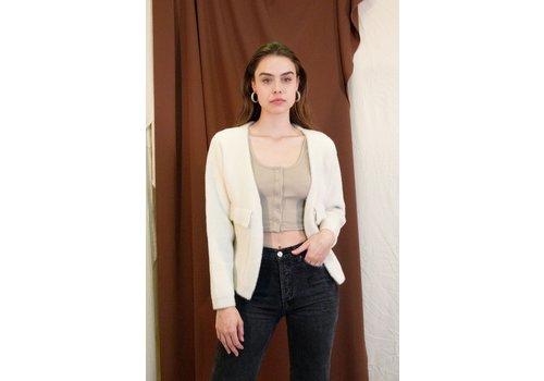 Et Etet Sadie Sweater Jacket