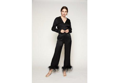 Lucy Paris Louisa Feather Pant