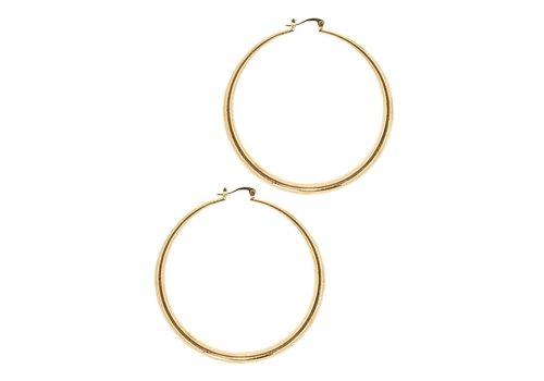 I.CCO Accessories Let's Hoop Earrings