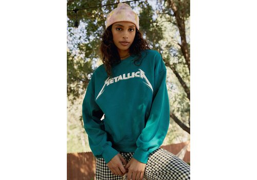 Daydreamer LA Metallica Sweatshirt