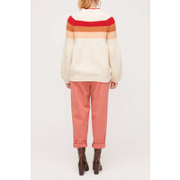 Throwback Stripe Sweater